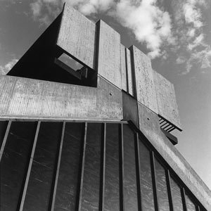 Clifford Wiens Heating and Cooling Plant, University of Regina, 1967