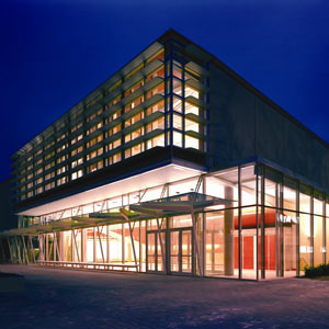 Computer Science Building, York University, Toronto, Completion: 2001