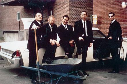 The Regina Five