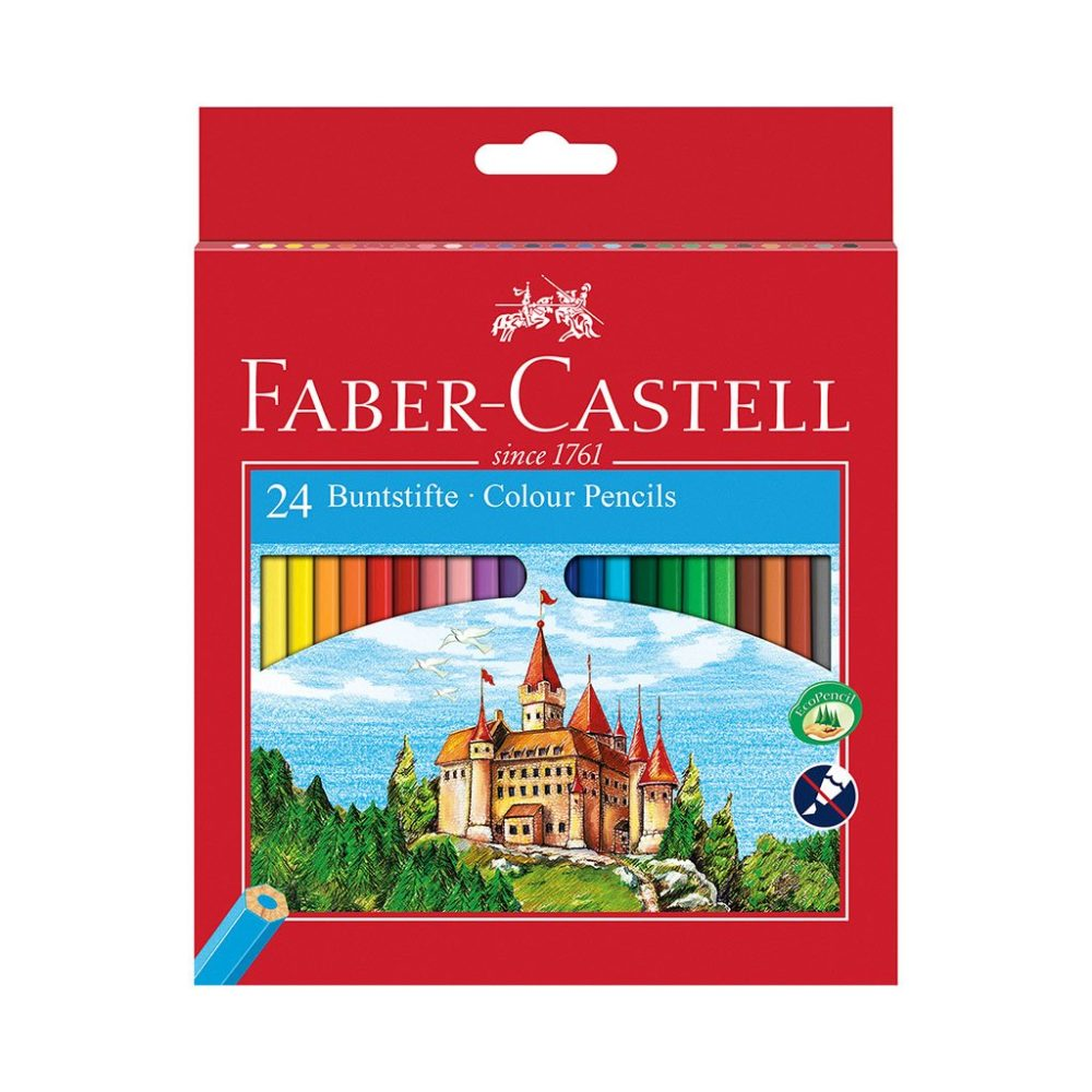 Faber Castell Colouring Pencils